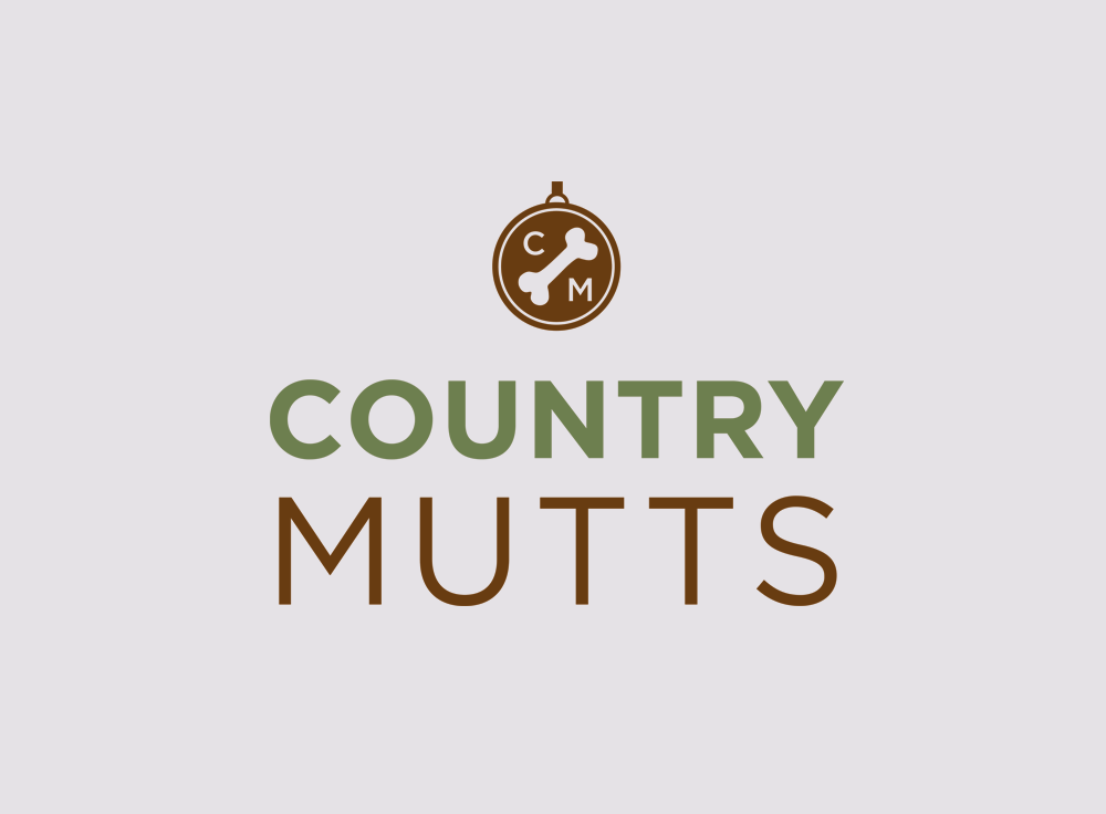 Country Mutts logo